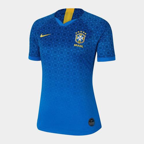Brazil Away Jersey Ladies