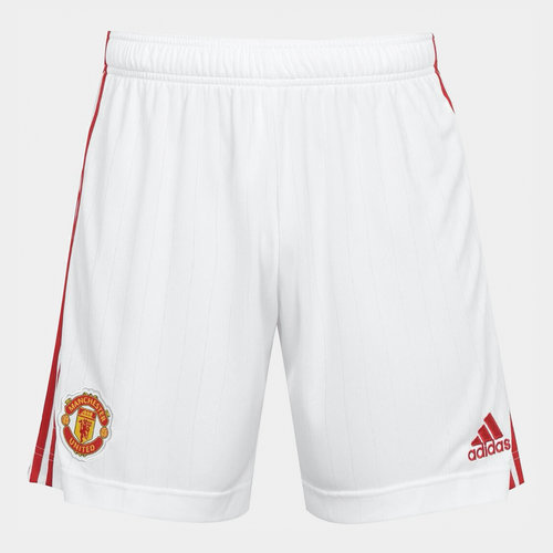 Manchester United Home Shorts 2021 2022
