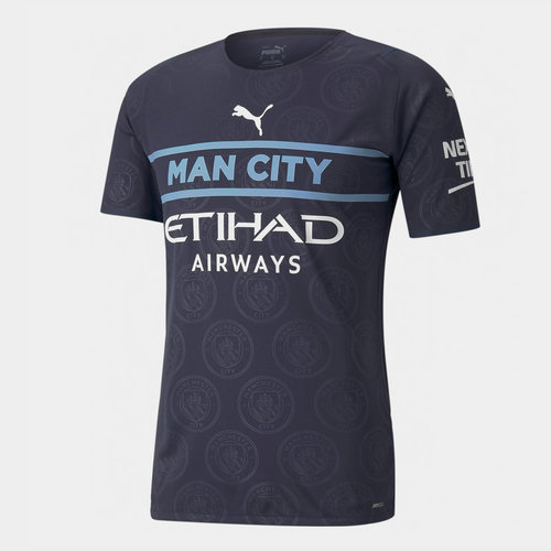 Manchester City Authentic Third Shirt 2021 2022