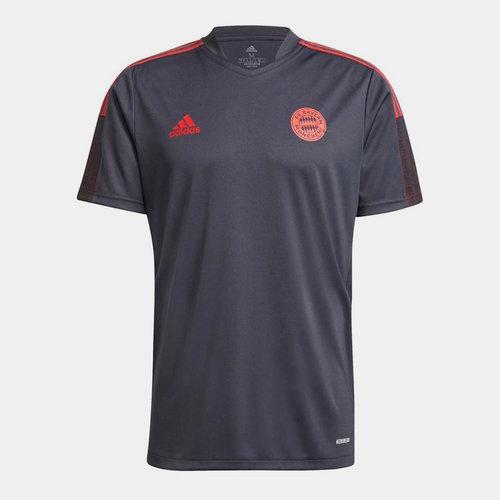 Bayern Munich Training Shirt 2021 2022 Mens