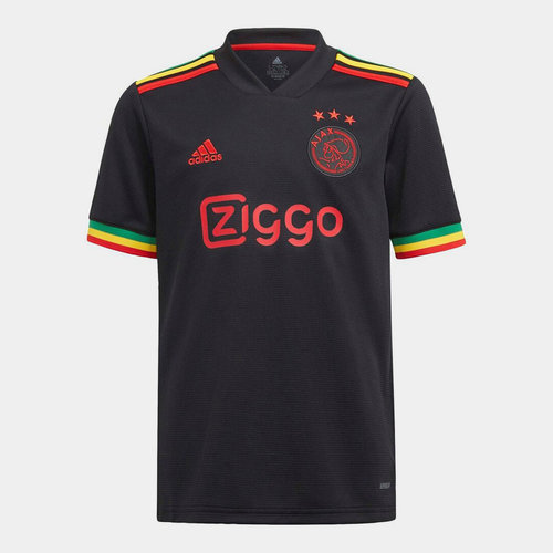 Ajax Third Shirt 2021 2022 Junior