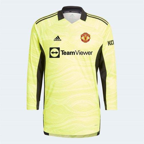 Manchester United Home Goalkeeper Shirt 2021 2022
