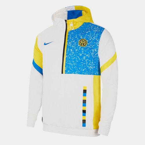 Inter Milan Track Jacket Mens