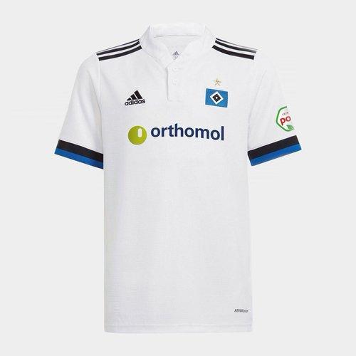 Hamburger SV Home Shirt 2021 2022