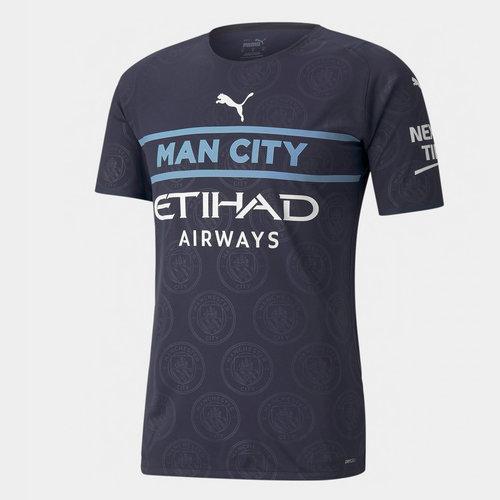 Manchester City Third Shirt 2021 2022