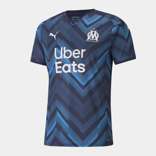 Marseille Away Shirt 2021 2022