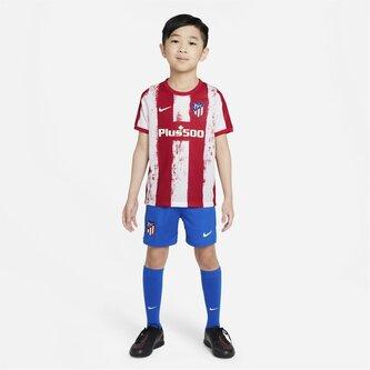 Atletico Madrid Home Mini Kit 2021 2022
