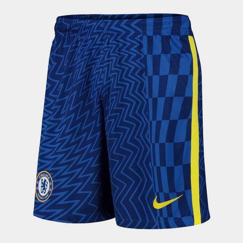 Chelsea Home Shorts 2021 2022