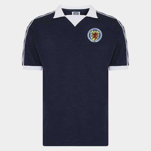Scotland 1978 Replica Home Shirt
