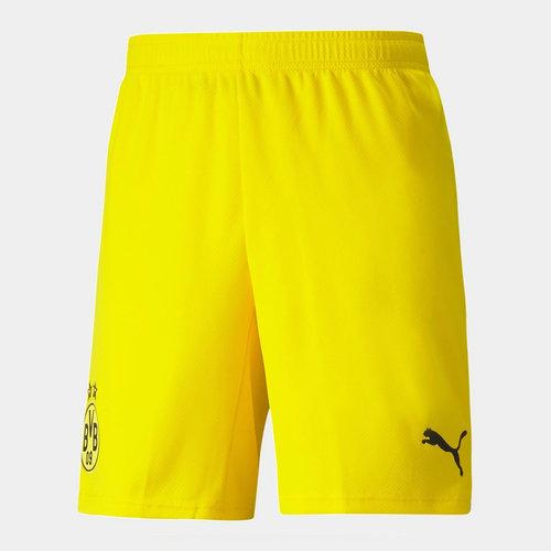 Borussia Dortmund Home Shorts 2021 2022