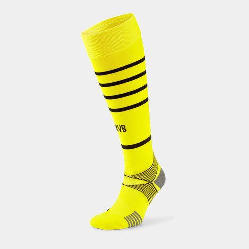 Borussia Dortmund Home Socks 2021 2022