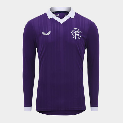 Rangers Cup Goalkeeper Shirt 20/21 Kids