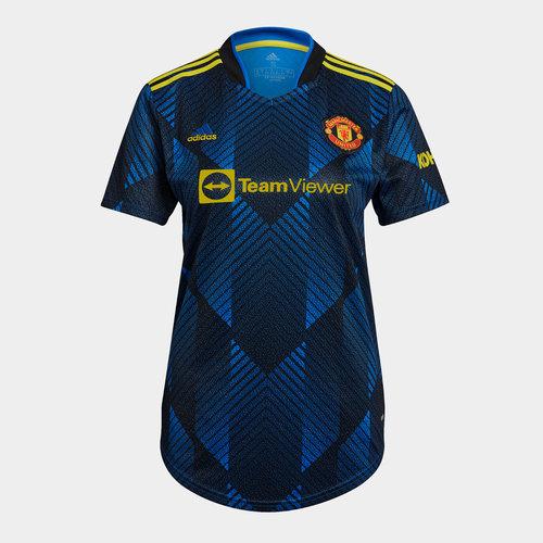 Manchester United Third Shirt 2021 2022 Ladies