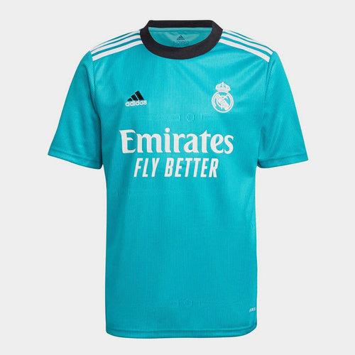 Real Madrid Third Shirt 2021 2022 Junior