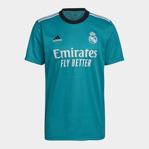 Real Madrid Third Shirt 2021 2022