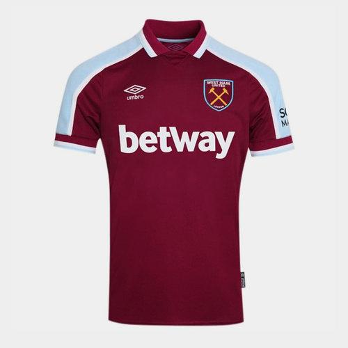 West Ham United Home Shirt 2021 2022