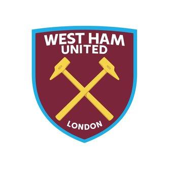 West Ham United Baby Away Kit 2021 2022