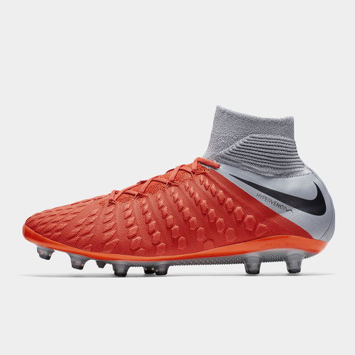 Hypervenom 3 Elite DF AG Pro Football Boots