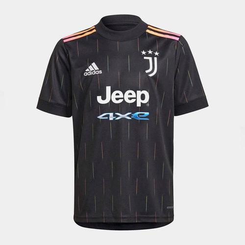 Juventus Away Shirt 2021 2022 Junior