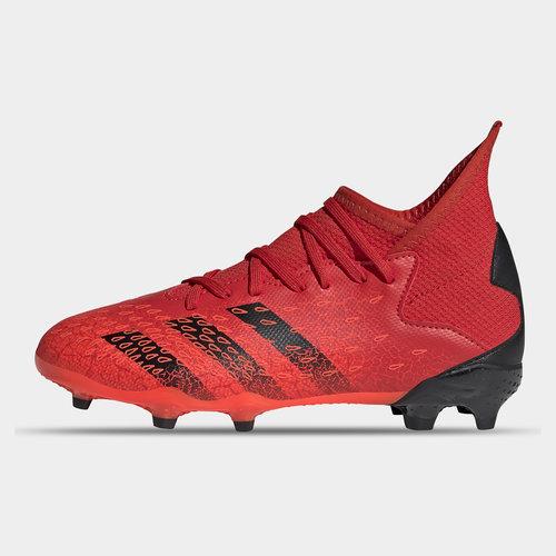 Predator .3 Childrens FG Football Boots