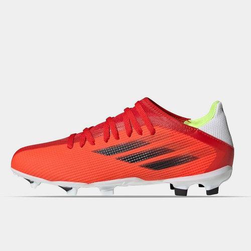 X .3 Junior FG Football Boots