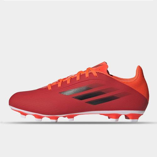 X .4  Football Boots Firm Ground