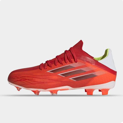 X .1 Childrens FG Football Boots