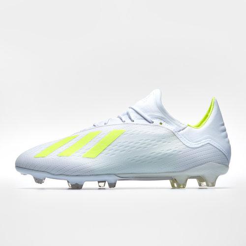 hot sale online bdc82 21ba9 adidas X 18.2 FG Football Boots
