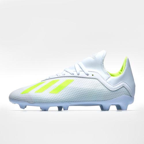 X 18.3 FG Kids Football Boots