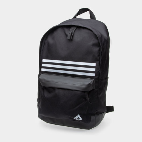 Classic 3 Stripe Pocket Back Pack
