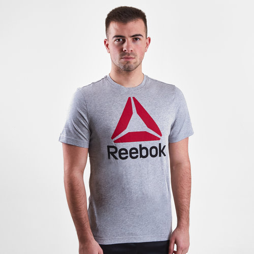 QQR Stacked Logo S/S T-Shirt