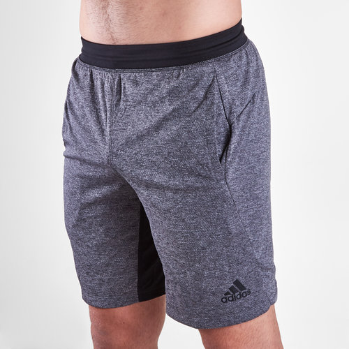 4K Tech Heather Training Shorts