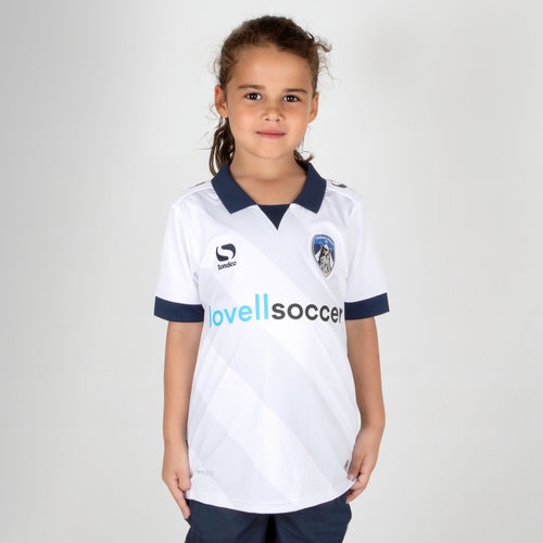 Oldham Athletic 18/19 Away Kids Football Shirt