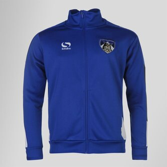 Oldham Athletic Woven Football Jacket