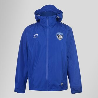 Oldham Athletic Rain Football Jacket