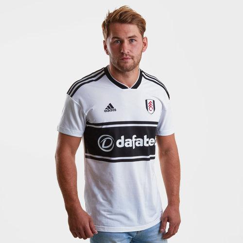 Fulham FC 2018/19 Home S/S Football Shirt