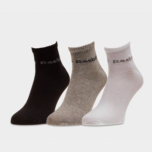 ACT Core 3 Pack Ankle Socks