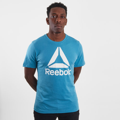 QQR Reebok Stacked T-Shirt