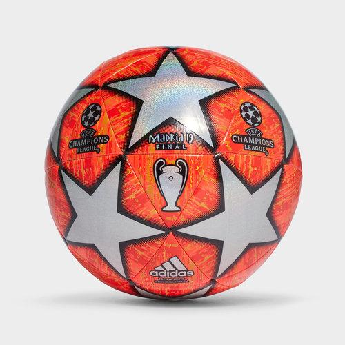 Finale 19 UEFA Champions League 2019 Madrid Capitano Football