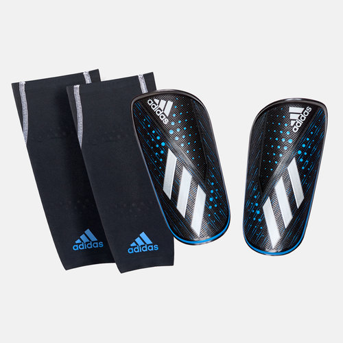 X Foil Compression Sleeve Football Shin Guards