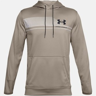 Armour Graphic Hoodie Mens
