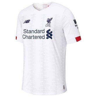 Liverpool FC 19/20 Away S/S Football Shirt