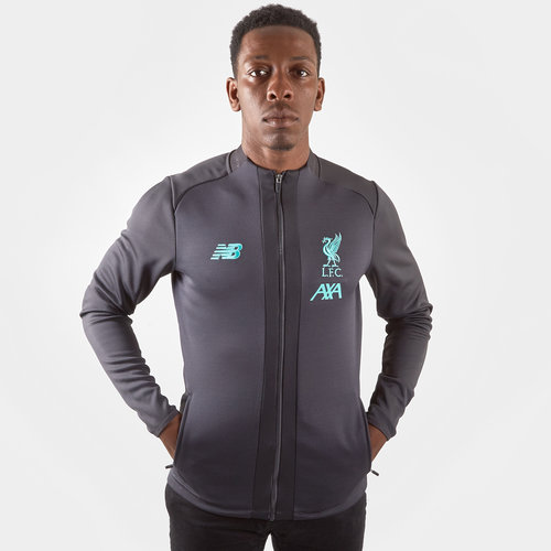 Liverpool Tracksuit Top Mens