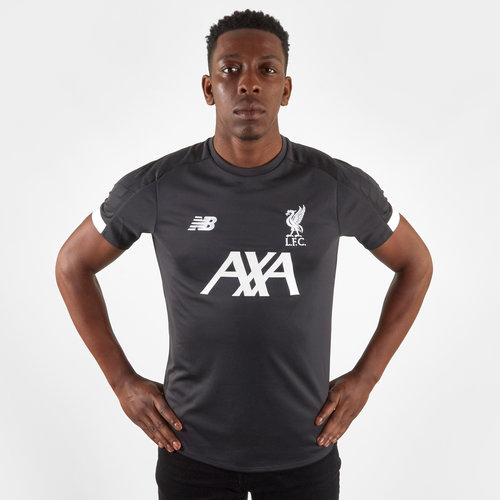 Liverpool FC 19/20 Players On Pitch S/S Football Shirt