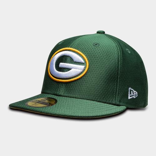 cace6112 New Era NFL Green Bay Packers 59FIFTY Snapback Cap, £25.00