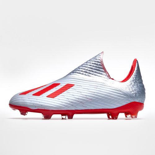 X 19+ FG Kids Football Boots