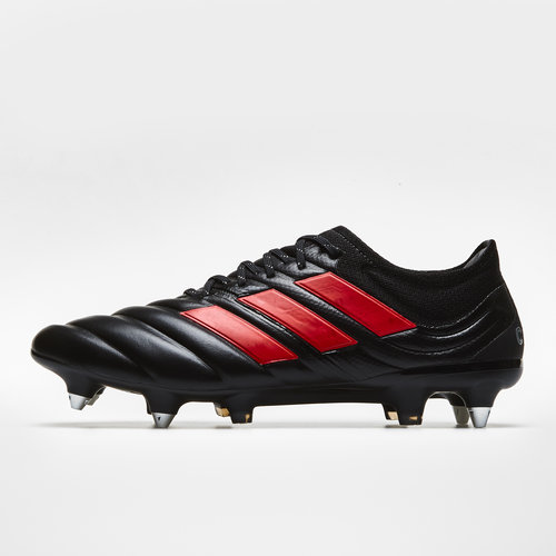 a191d3513 adidas Copa 19.1 SG Football Boots. Core Black Hi Res Red Silver Metallic