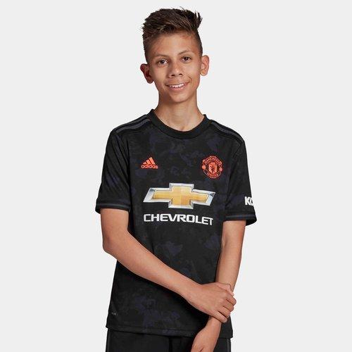 Manchester United 19/20 3rd Kids S/S Replica Football Shirt