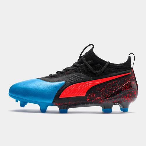 One 19.1 FG/AG Kids Football Boots
