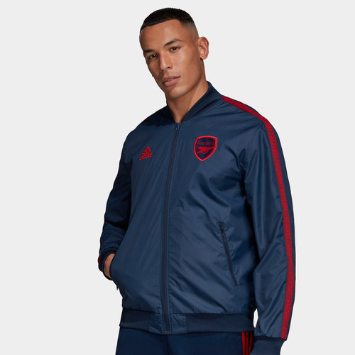 Arsenal 19/20 Players Anthem Football Jacket